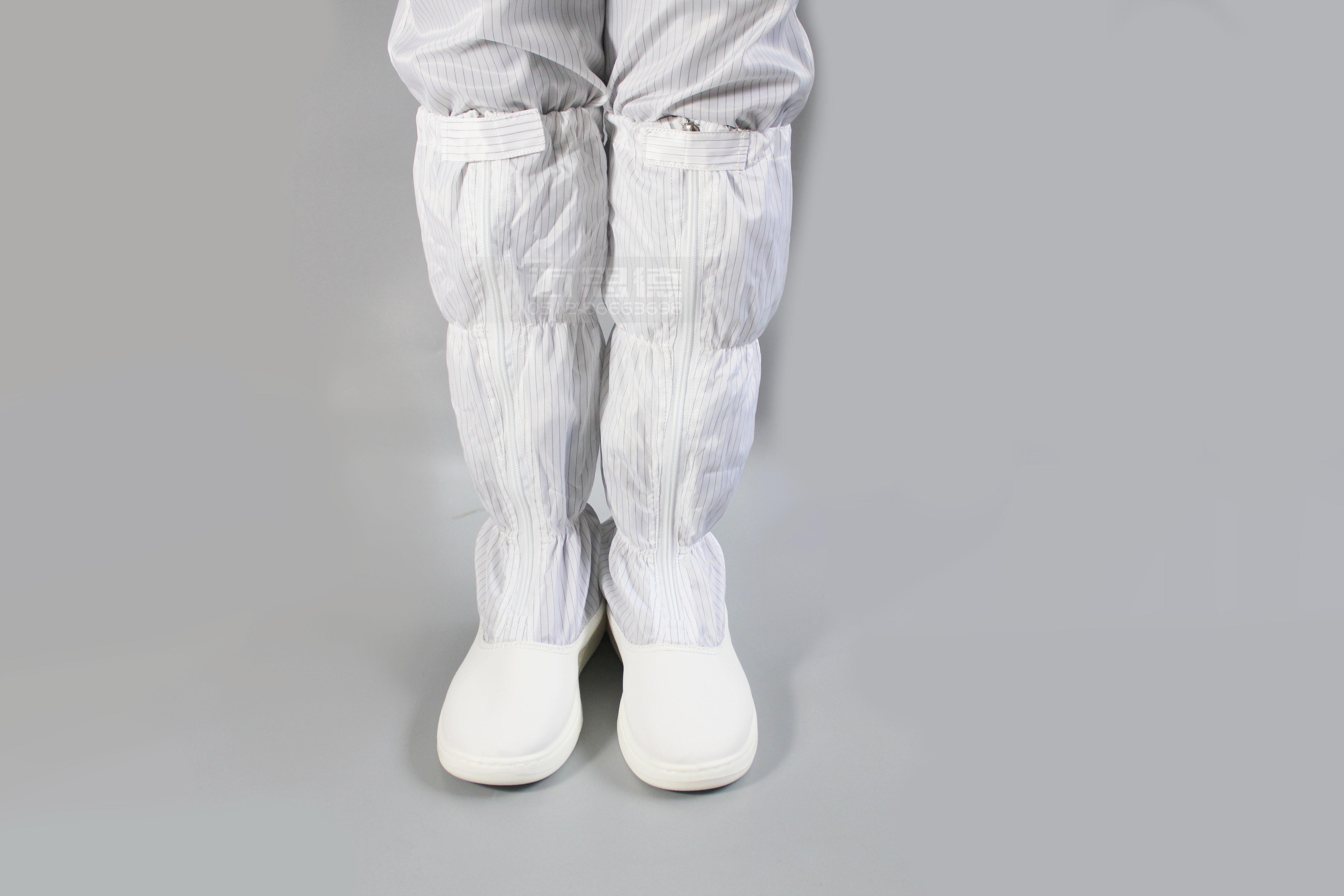 防静电高筒靴