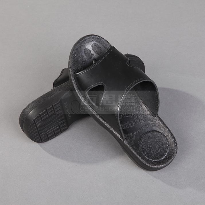防静电拖鞋pu拖鞋